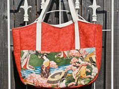 Finished — Favorite Things — Market Eco Tote